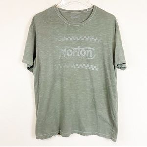 Norton By Lucky Brand T-shirt Sz Large